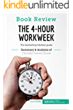 Book Review: The 4-Hour Workweek by Timothy Ferriss: The bestselling lifestyle guide