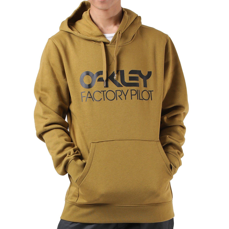 OAKLEY DWR FACTORY PILOT HOODIE BURNISHED FW 2017 FELPA