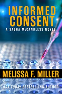 Informed Consent (Sasha McCandless Legal Thriller Book 8)