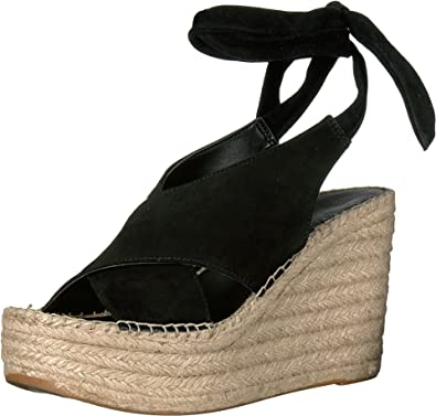 Marc Fisher Suede Wedge Sandals largest supplier cheap online xjoxQUbTaU