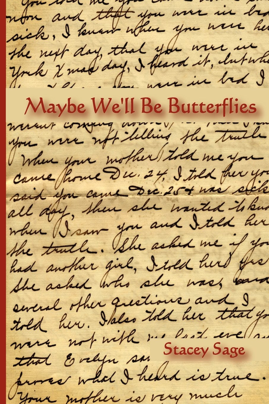 Maybe We'll Be Butterflies: The Poetry of Stacey Sage Joseph ebook