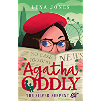 The Silver Serpent (Agatha Oddly, Book 3)