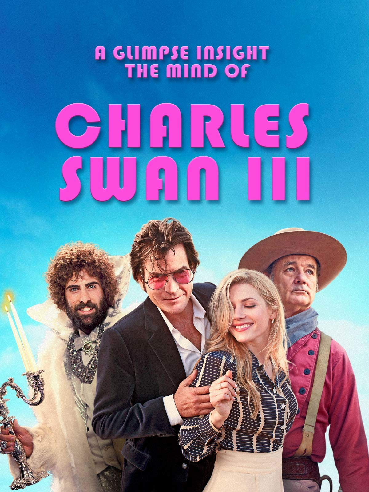 A Glimpse Inside the Mind of Charles Swan III on Amazon Prime Video UK