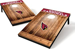 Wild Sports NFLCornhole Outdoor Game Set, 2' x 3' Foot - Recreational Series