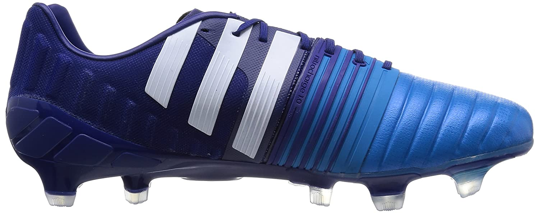 Adidas Nitrocharge 1,0 Sg - Amazon Púrpura / Blanco / Azul Solar