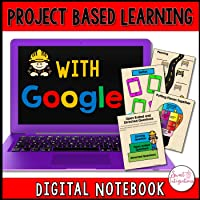 Project Based Learning Editable Digital Interactive Notebook With Google Slides
