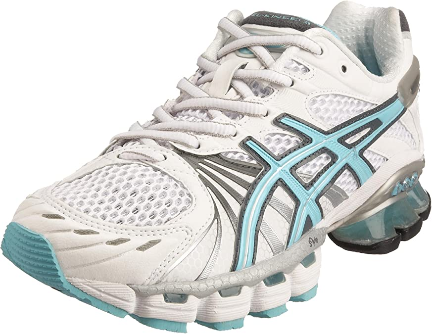 Asics Gel-Kinsei – Mujer de 3 Zapatilla de Running: Amazon.es: Zapatos y complementos