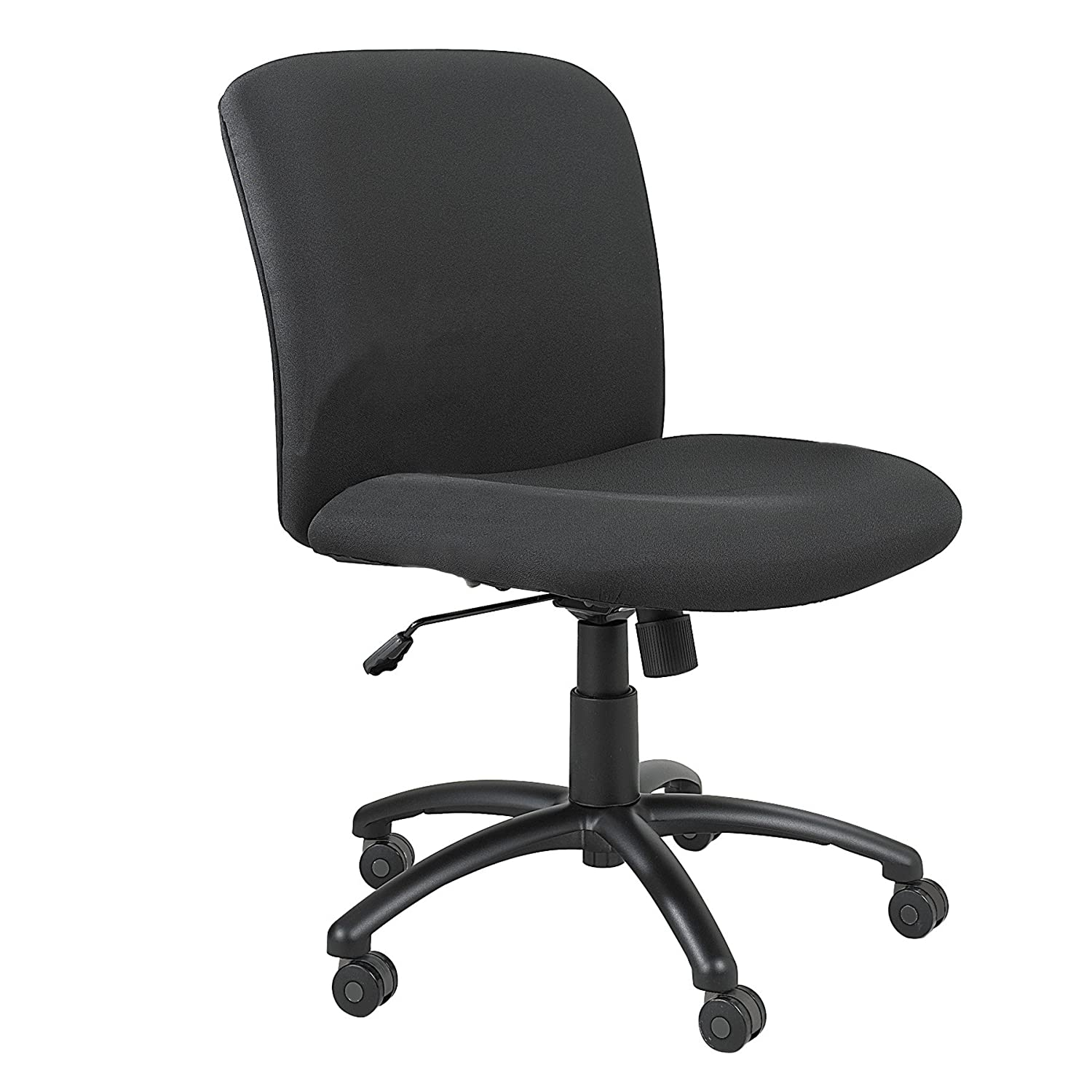 Amazon Safco Products 3491BL Uber Big and Tall Mid Back Chair