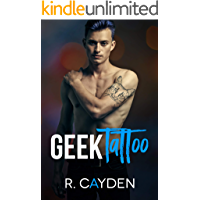 Geek Tattoo book cover