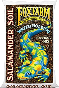 FoxFarm FX14116 Salamander Mix, 1.5 cu. ft. Potting Soil, Brown/A