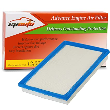 epauto gp677 (ca10677) replacement for toyota/lexus panel engine air filter  for avalon