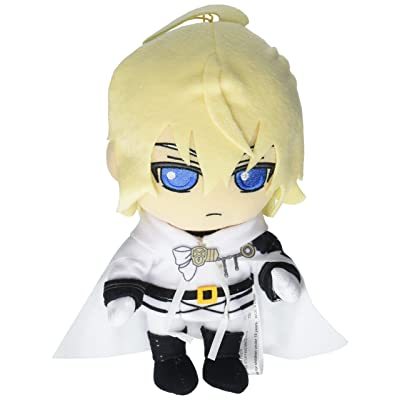 """Great Eastern Entertainment Seraph of The End - Mikaela Collectible Plush Toy, 8"""": Toys & Games"""