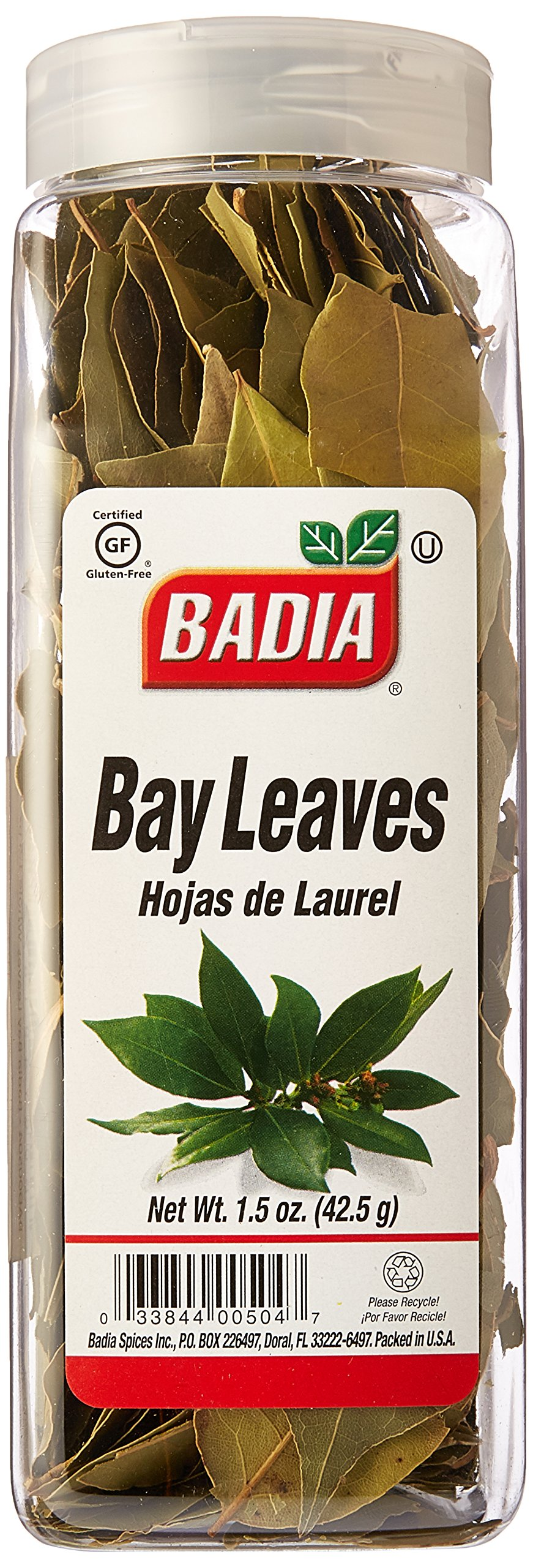 Badia Bay Leaves Whole 1.5 oz