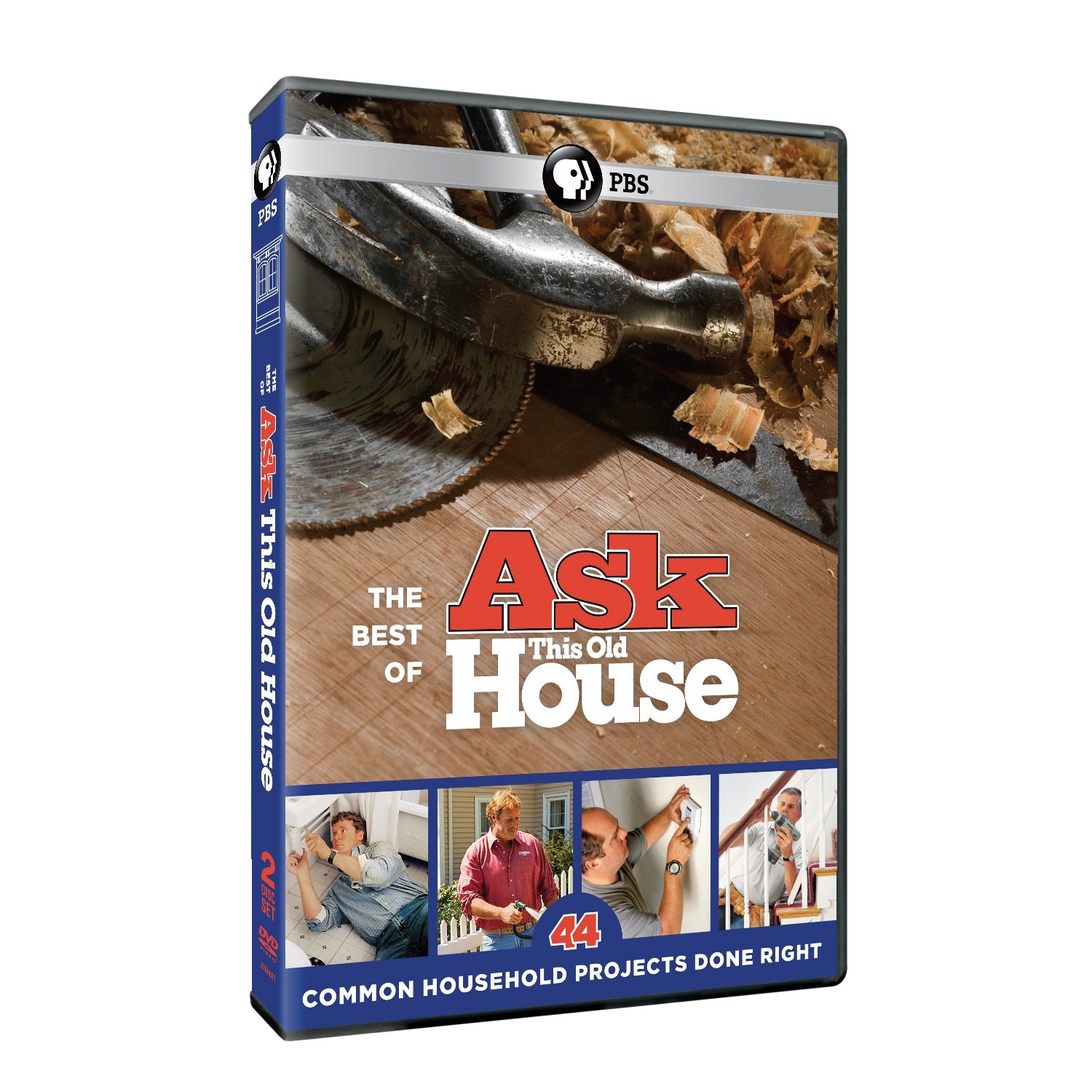Best of Ask This Old House: 44 Common Household by PBS Video