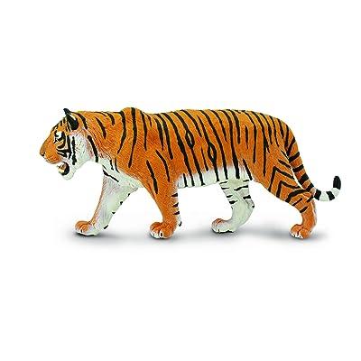 Safari Ltd Wildlife Wonders Siberian Tiger: Toys & Games