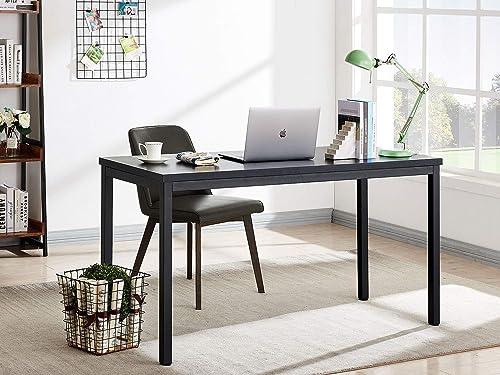 AMOAK 47 Simple Computer Desk PC Laptop Study Table