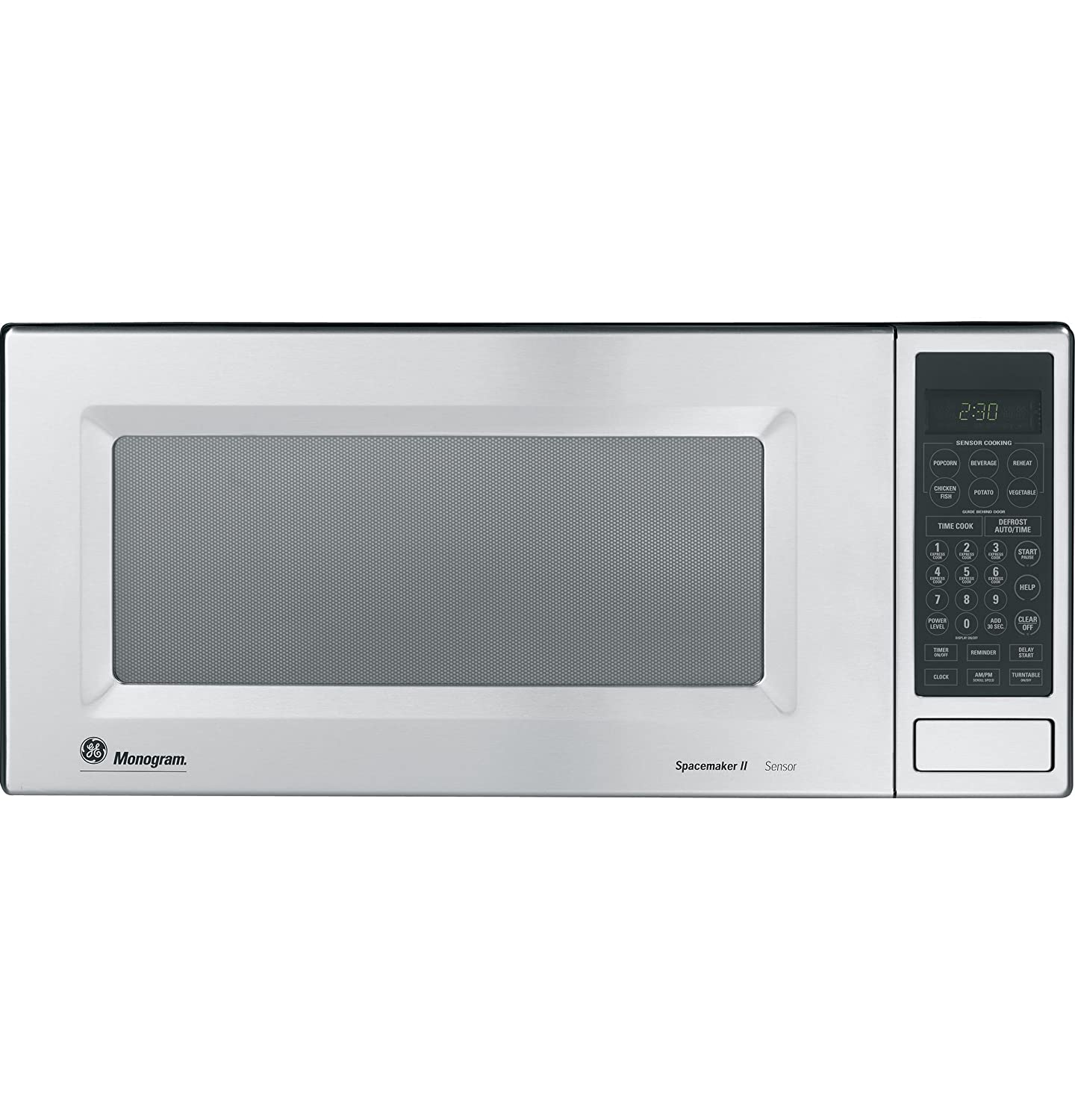 Ge Monogram Zem200sf Countertop Microwave Oven Besides On Parts Diagram Stainless Steel Home Appliance Installation Services Kitchen Dining