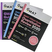 GMAT Official Guide 2020 Bundle: Books + Online