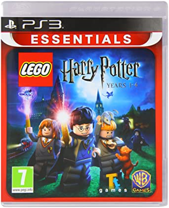 LEGO Harry Potter Years 1-4 (PS3): Amazon co uk: PC & Video Games