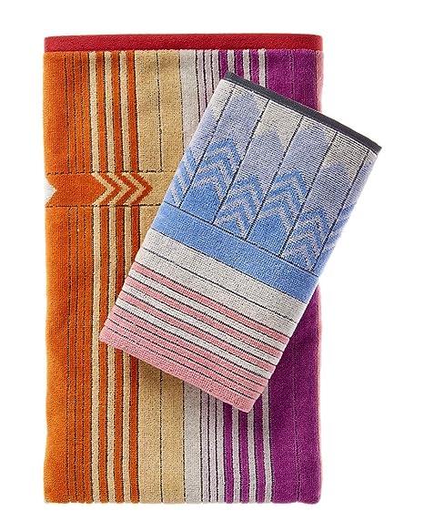 Guest Towel Set Bath Towel Missoni Home Sunday 159 Amazon Co Uk