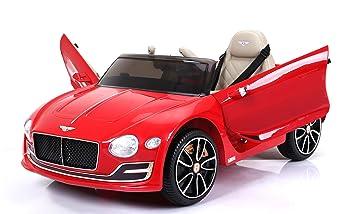 12v Bentley-fahrt Auf Auto Lizenziert Weiss Kinder Elektro-auto