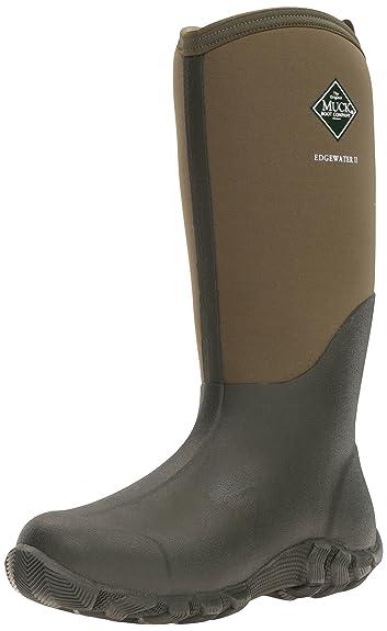 Men's Edgewater II Tall Snow Boot Black 8 D(M) US