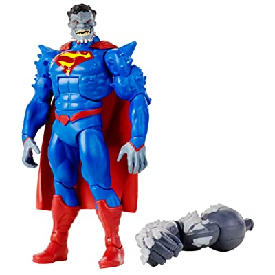 "DC Comics Multiverse Superman: Doomed 6"" Figure: Toys & Games"