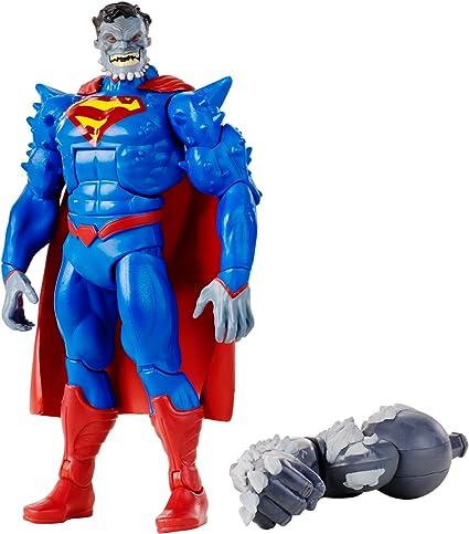Amazon Com Dc Comics Multiverse Superman Doomed Figure Toys Games