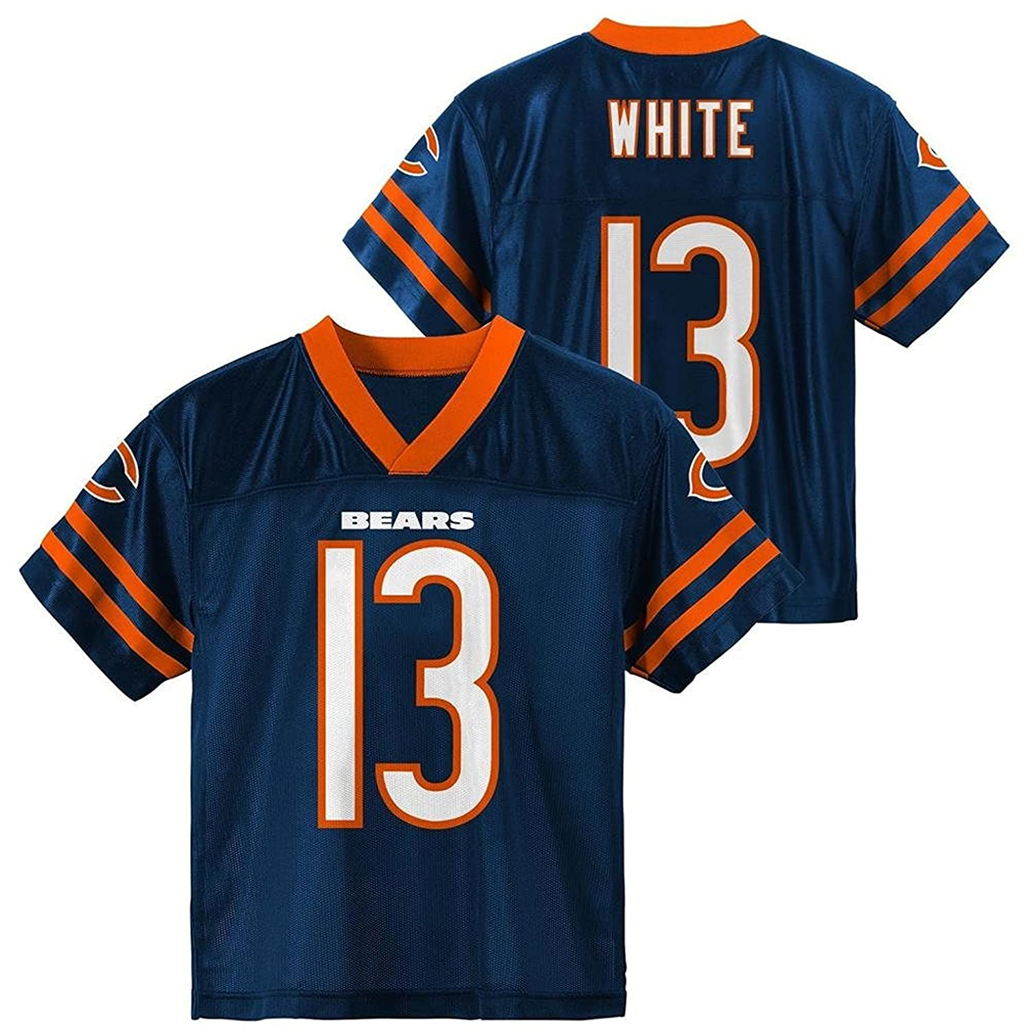 126f91c9bff82 ... discount code for outerstuff kevin white chicago bears kids navy blue  home player jersey 7d41a 5698f ...