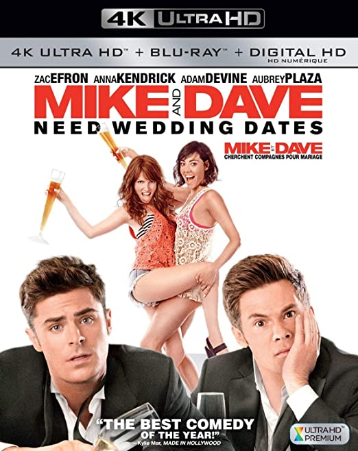 Mike And Dave Need Wedding Dates Online.Amazon In Buy Mike And Dave Need Wedding Dates 4k Blu Ray