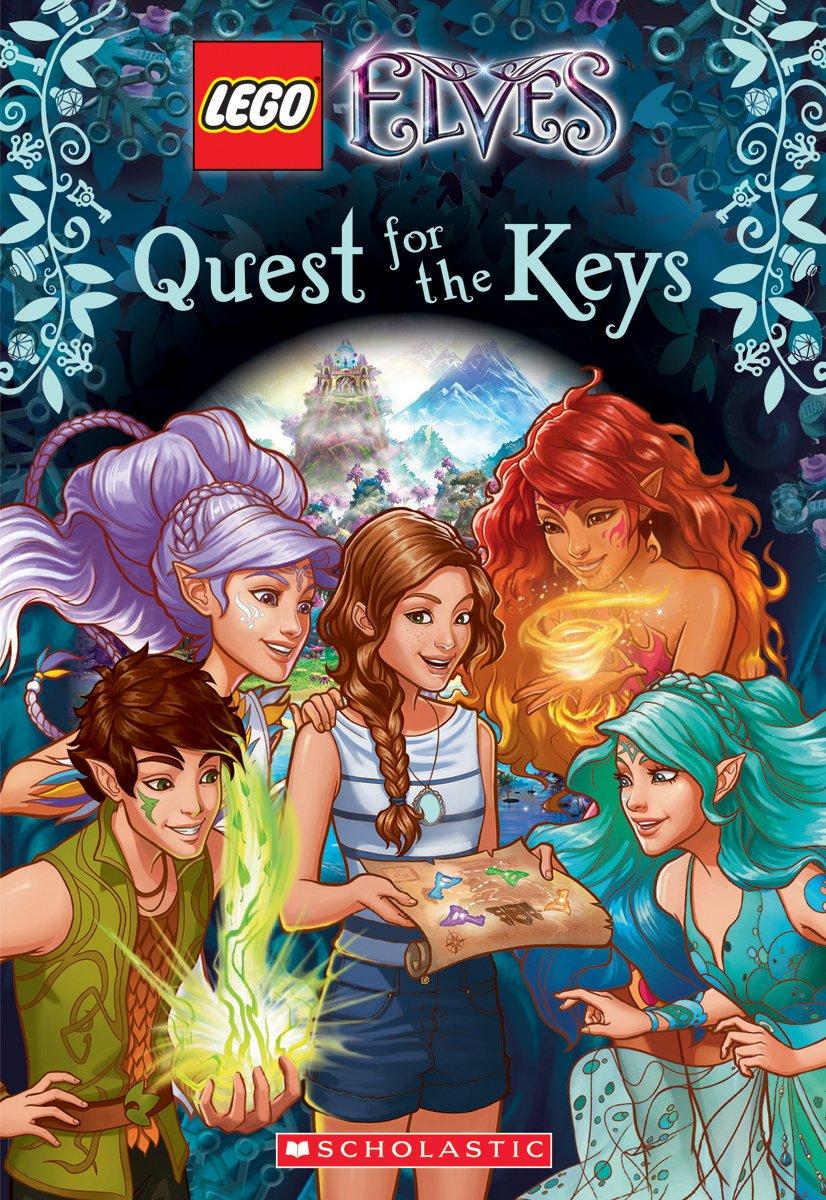 Quest Keys LEGO Elves Chapter product image