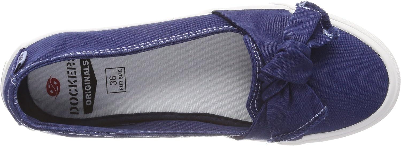 Dockers by Gerli Womens 42ve202-790660 Ballet Flats