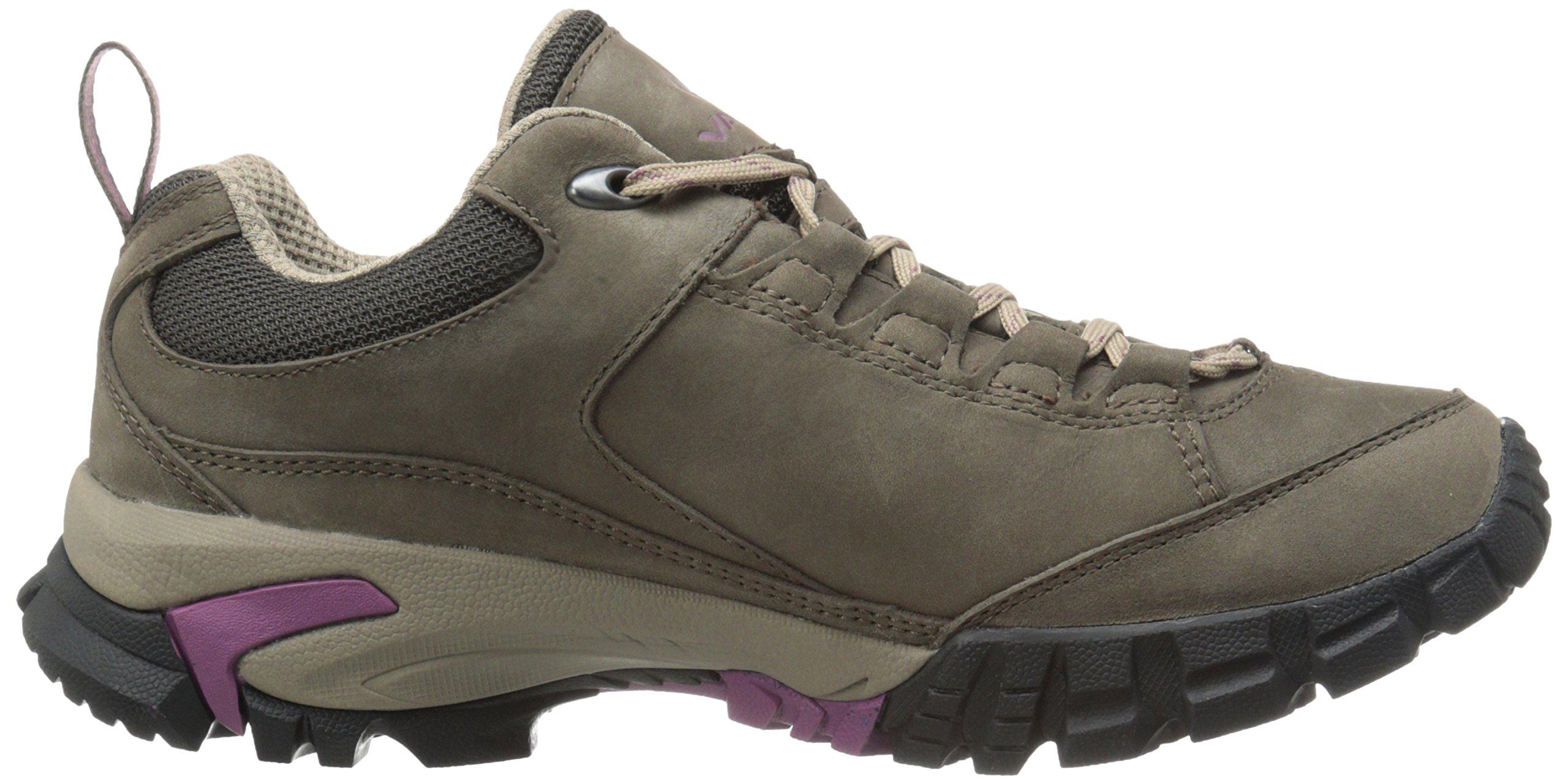 Vasque Women's Talus Trek Low UltraDry Hiking Shoe, Black Olive/Damson, 8.5 M US by Vasque (Image #7)