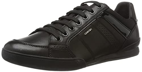 Geox U Kristof A, Baskets Basses Homme