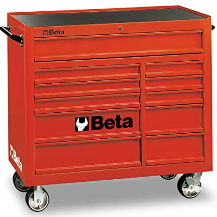 Beta 038000002 - C38-R-Cajonera Móvil 11 Cajones Red: Amazon ...