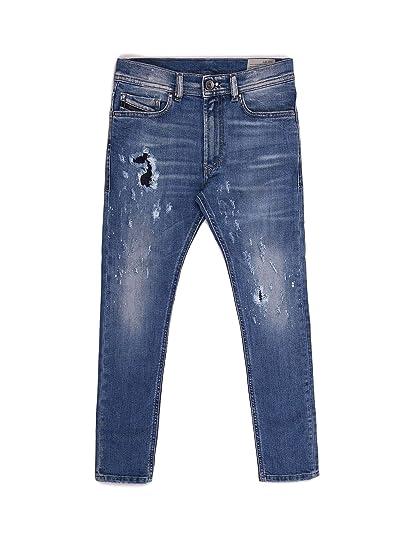 353a90df Diesel Tepphar-J 00J3RK Jeans JR Boy (8-16 Year): Amazon.co.uk: Clothing