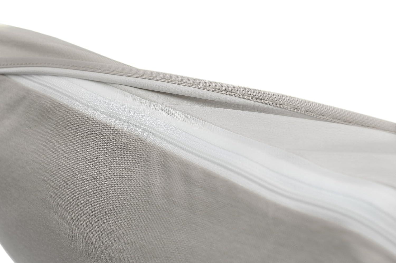 BSensible Tencel Funda de almohada protectora impermeable y transpirable Beige 70 x 40: Amazon.es: Hogar