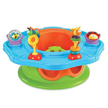 Summer Infant 3 etapas superseat: posicionador, actividad asiento, y Booster, neutral: Amazon.es: Bebé
