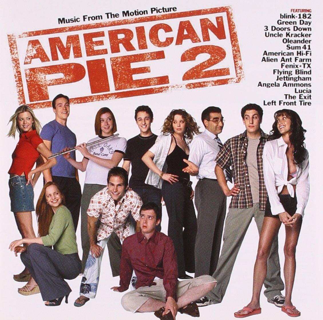 CD : American Pie 2 Enhanced