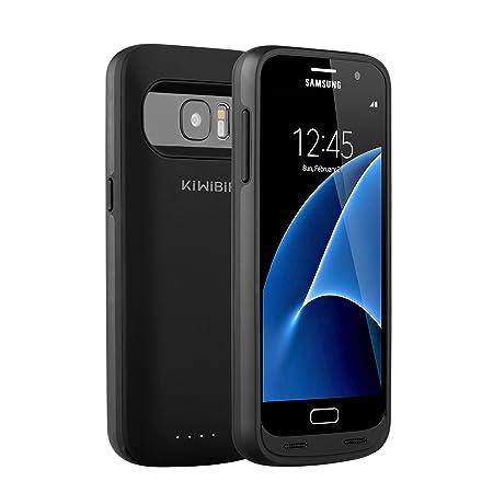 KiWiBiRD 5000mAh Slim Galaxy S7: Amazon.es: Electrónica