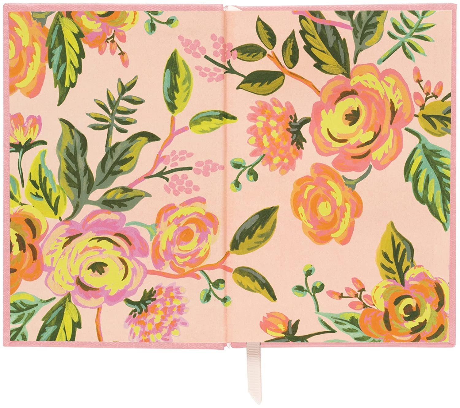 Rifle papel 2017 12 Mes Blush tapa dura planificador: Amazon ...