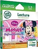 Leapfrog - 89031 - Jeu Educatif Electronique - LeapPad / LeapPad 2 /Leapster Explorer Jeu – Minnie Mouse