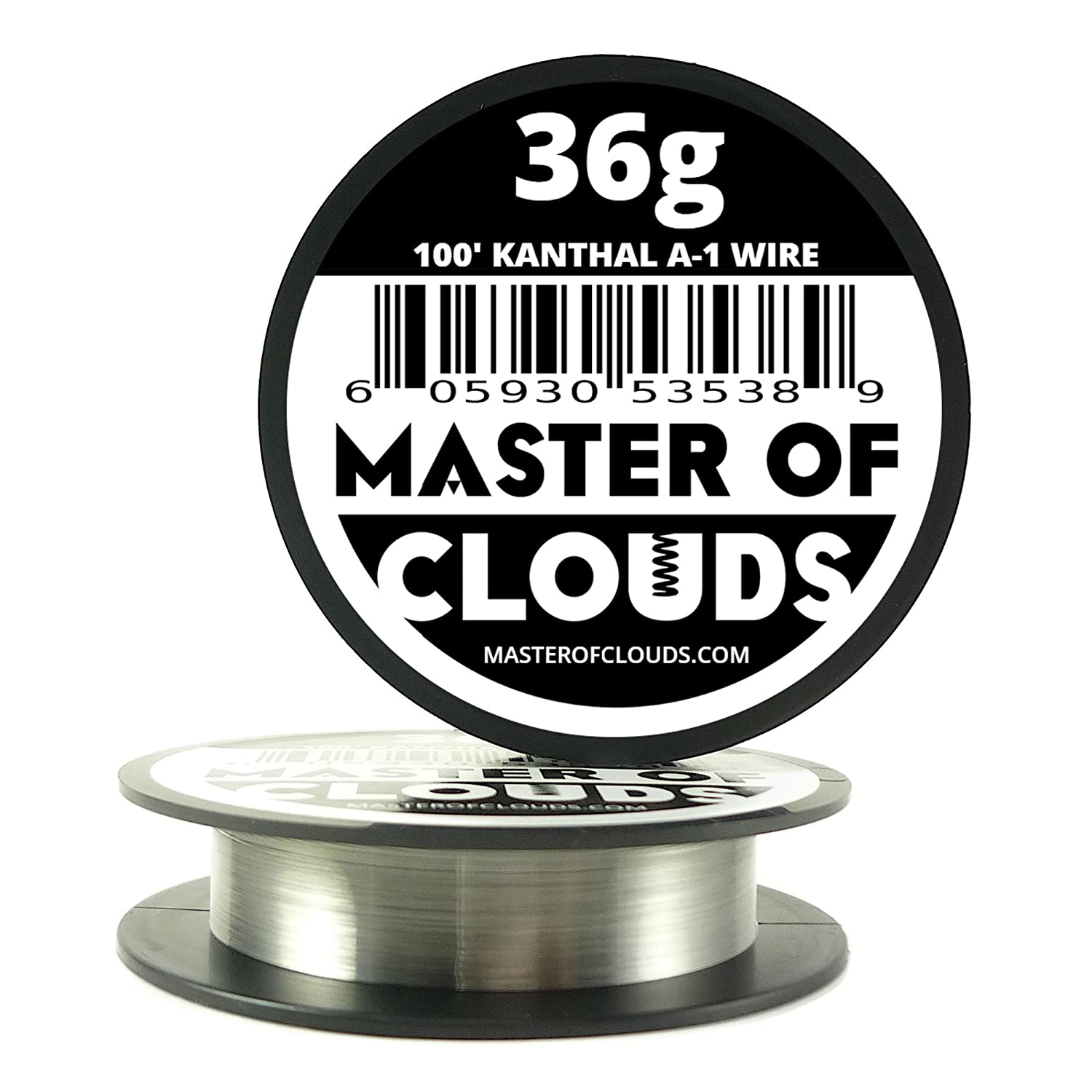 100 ft - 36 Gauge Kanthal A1 Resistance Wire AWG 100 Lengths ...