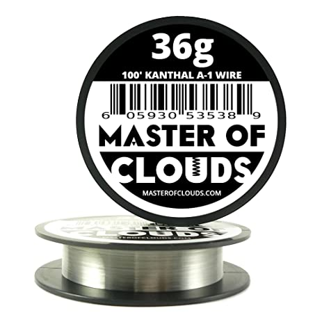 100 ft 36 gauge kanthal a1 resistance wire awg 100 lengths 100 ft 36 gauge kanthal a1 resistance wire awg 100 lengths keyboard keysfo