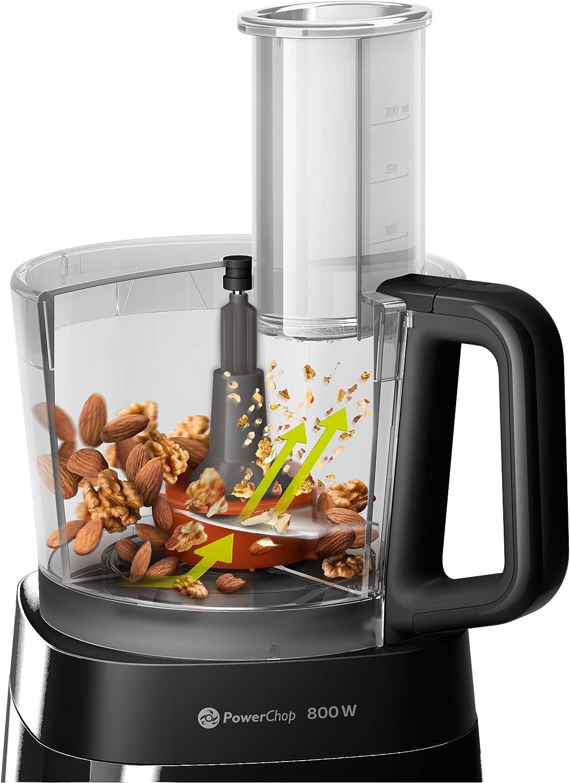Philips Robot de cocina HR7510/10 - Robot de cocina compacto todo ...