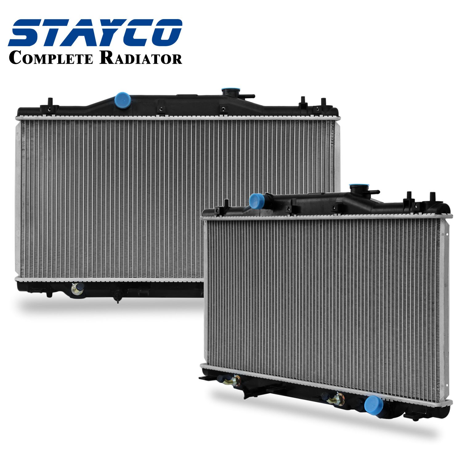 Cooling Systems Car & Truck Parts 2412 Radiator Fits For 2002-2006 Acura RSX 2.0L L4 2003 2004 2005