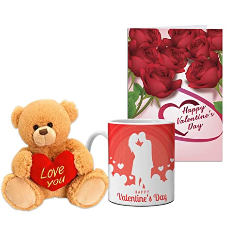 Buy Aart Store Valentine Week Combo Gift Set For Every Valentine
