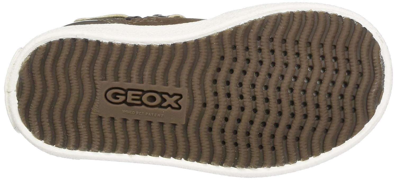 Black Geox Baby Girls/' B Kilwi Girl Low-Top Sneakers 3.5 UK 3.5UK Child