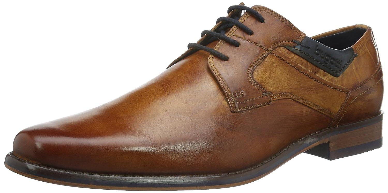 Bugatti 312130051100, Zapatos de Cordones Derby para Hombre