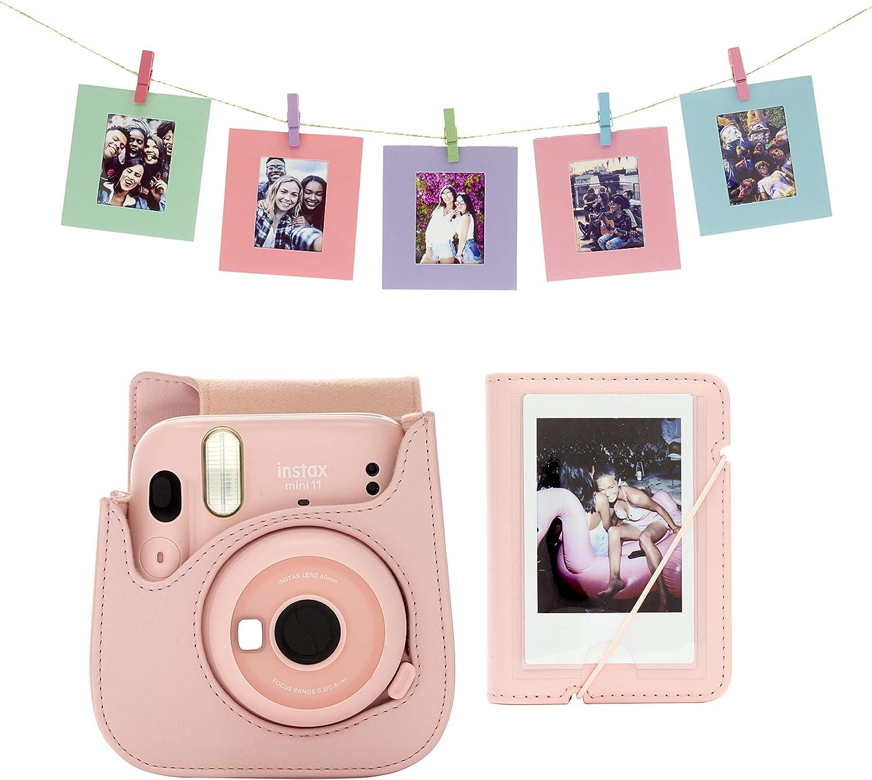 Instax Mini 11 Zubehör Kit Blush Pink Kamera